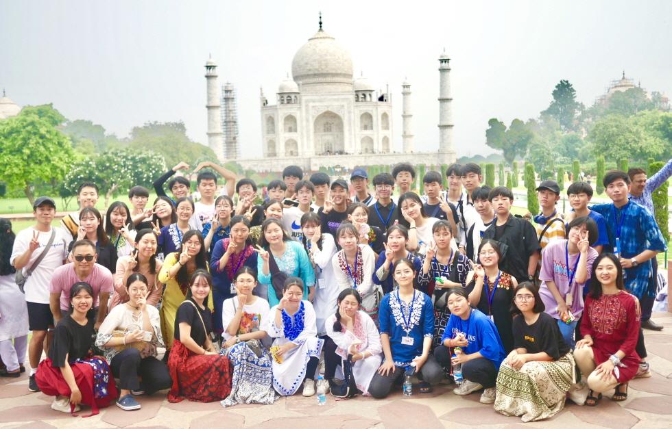 2-1. 인도이동수업(8개월 영어어학연수)