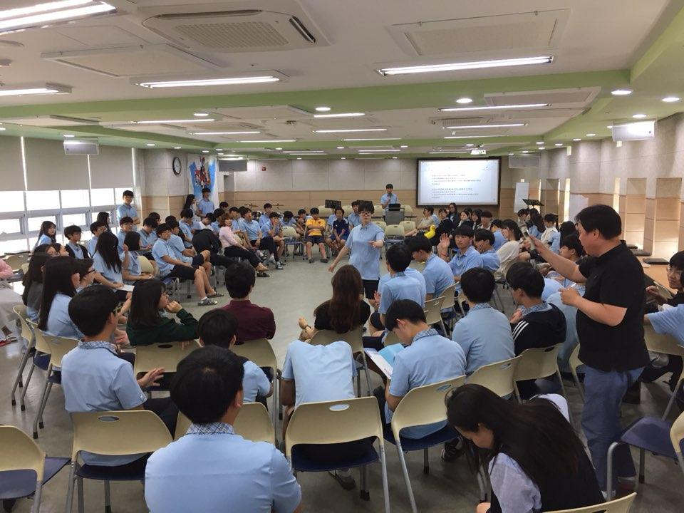 5-4. 학생주도형 자치회 운영